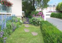 Compléter le jardin existant
