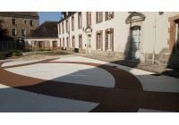 Avancée des travaux à L'EHPAD de Nogent-Sur-Seine