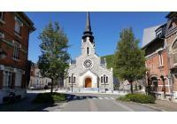 Aménagement des abords de l'église Saint Pierre - Saint Paul