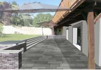 Terrasse variante