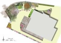 Avant-projet - Un jardin simple pour compléter l'existant
