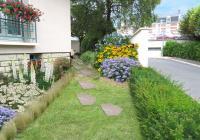 Avant-projet - Vue sur l'entrée du jardin
